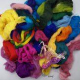 Alle soorten wol