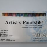 Paintstiks (textielkrijtjes)